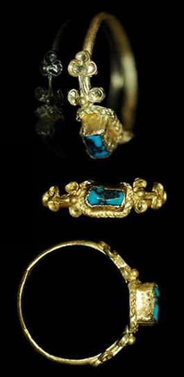 15h century Marriage ring Europe.