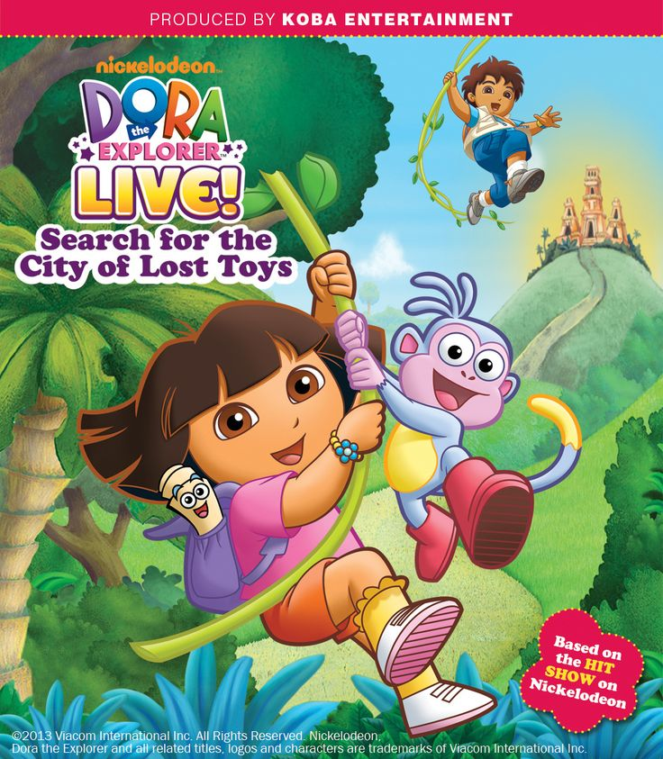 Dora the Explorer Live Search for the Lost City of Toys giveaway http://mommomonthego.com/dora-the-explorer-live-search-for-the-lost-city-of-toys-2015/