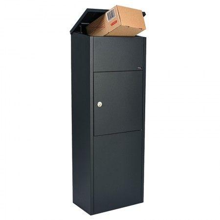 Type 600 brievenbus Allux zwart | Musthaves verzendt gratis
