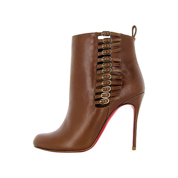 9a468789c92 OOOK - Christian Louboutin - Womens Shoes 2012 Fall-Winter - LOOK 20 ...