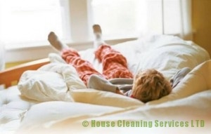 Professional steam mattress cleaning London