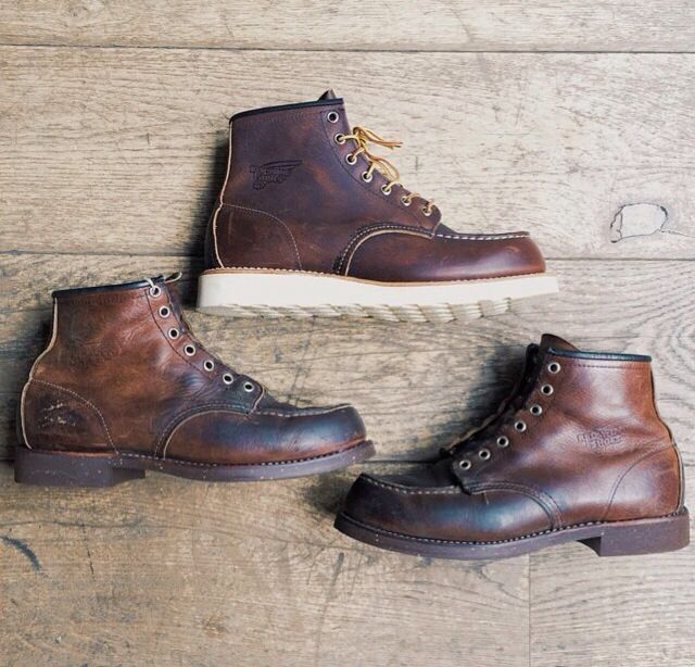 17 Best Images About Redwing Shoes On Pinterest Copper