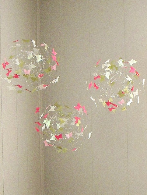 Butterfly Mobiles for Nursery, Nursery Decor with Butterflies, Baby Mobiles, Nursery Mobiles