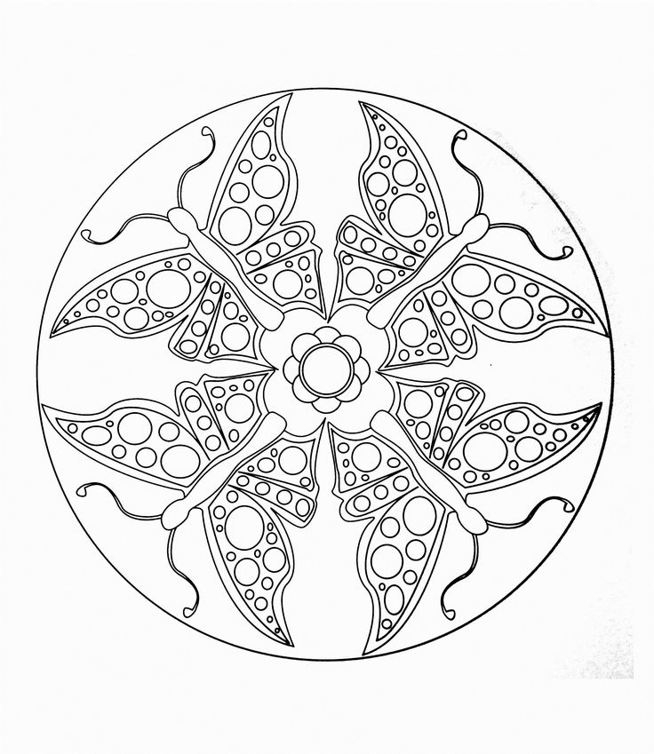 17 best images about coloring animal mandalas on pinterest coloring color 2 and coloring pages. Black Bedroom Furniture Sets. Home Design Ideas