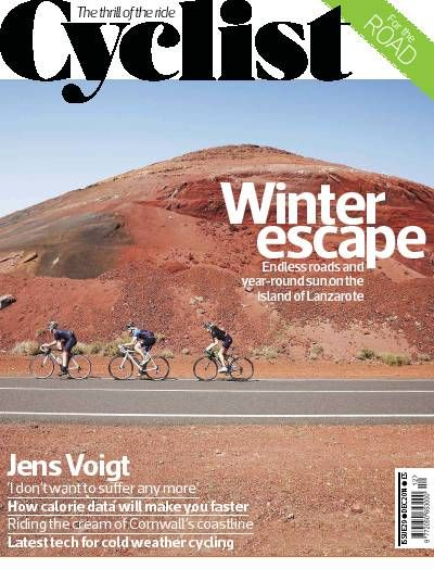 Cyclist Magazine. Cycling.
