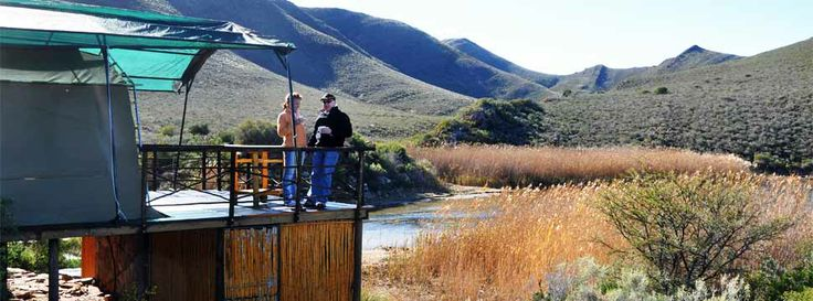 Affordable Game Reserve accommodation near Montagu