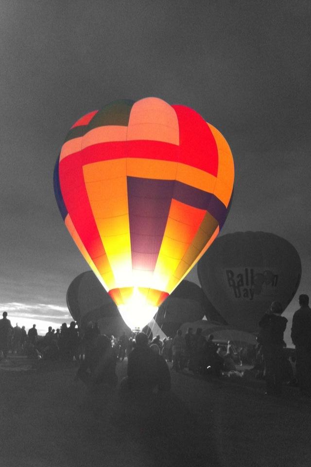 2011 Balloon Show - Levin, New Zealand