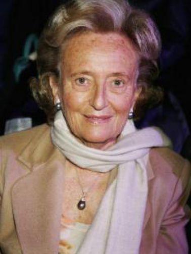 Bernadette Chirac portrait