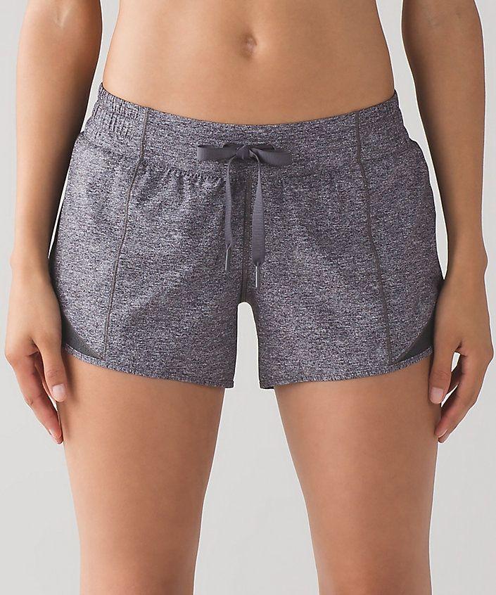 Lululemom hotty hot shorts long, size 6