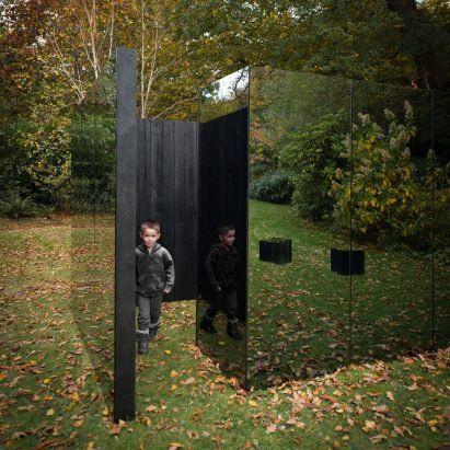 Scott Kyson kombiniert verkohltes Holz mit Rauchgl…