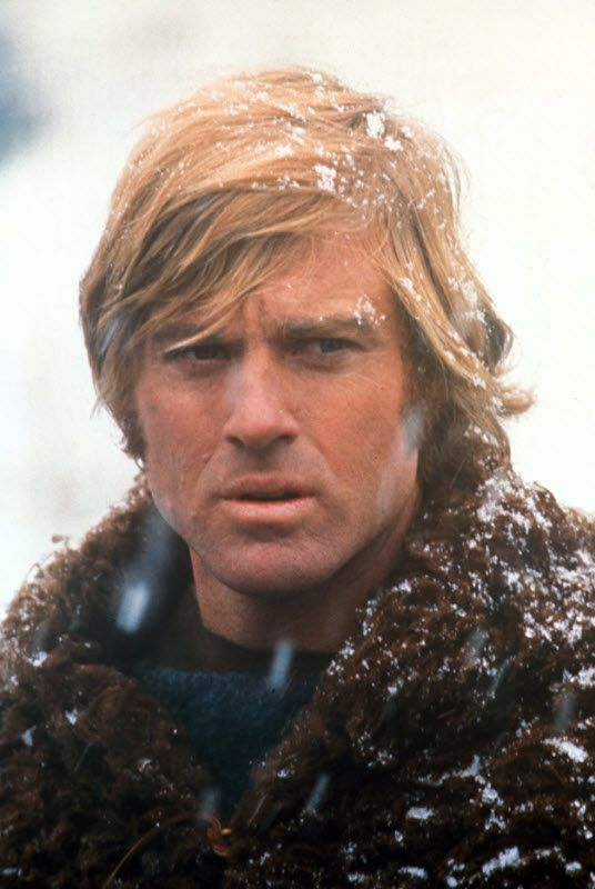 Jeremiah Johnson - Robert Redford  He deserves another posting + this is an excellent movie!
