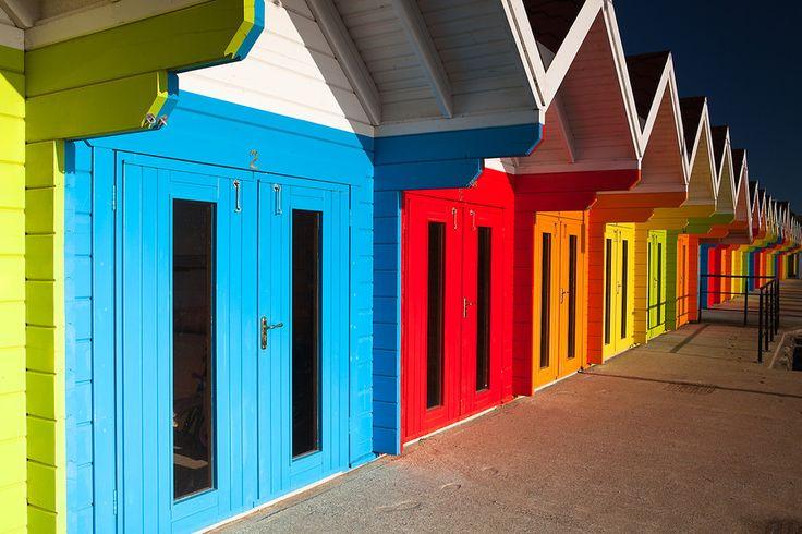 Beach Beach Huts