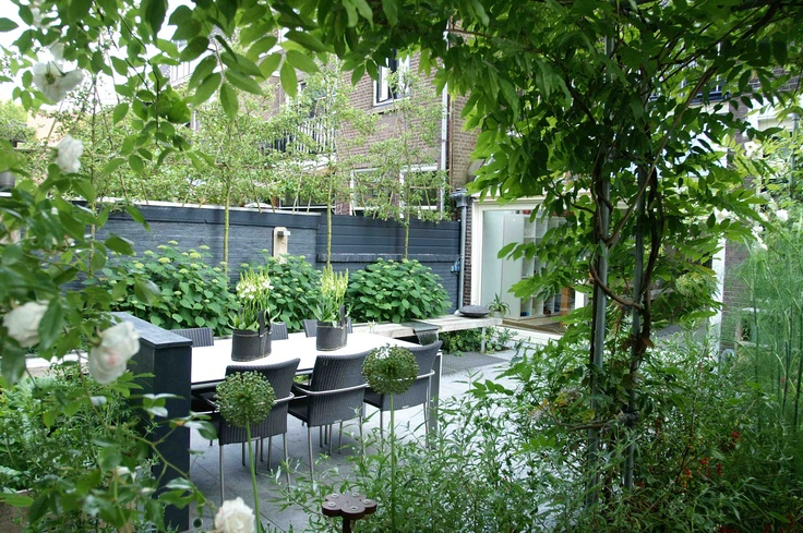 """Winnaar 1e prijs Hovenierscompetitie """" Tuin van het jaar 2012"""" Ontwerp en aanleg door hoveniersbedrijf van Elsacker tuin"""