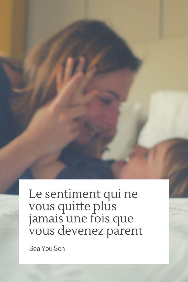La peur: le sentiment qui ne vous quitte plus jamais une fois que vous devenez maman.