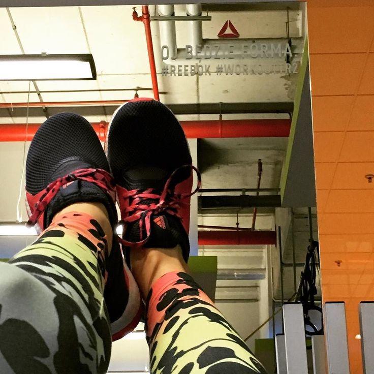 Jesienna chandra pokonana ! Trening zrobiony  więcej rzeczy treningowych na www.cliffsport.pl #trening #adidas #pureboost #gym #fitness #cliffsport #workhardplayhard #workout #shoes #runningshoes #shoesaddict #picoftheday #autumn #rainy #leginsy #reebok #ojbedzieforma #boost #polishgirl #hardwork #dajzsiebiewszystko #bestronger