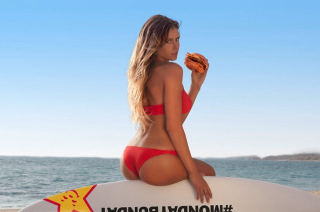 Let's help Anastasia Ashley answer this very important question about buns - Guyism / April 22nd, 2014 http://guyism.com/celebrities/better-buns-anastasia-ashley-carls-jr-hardees.html