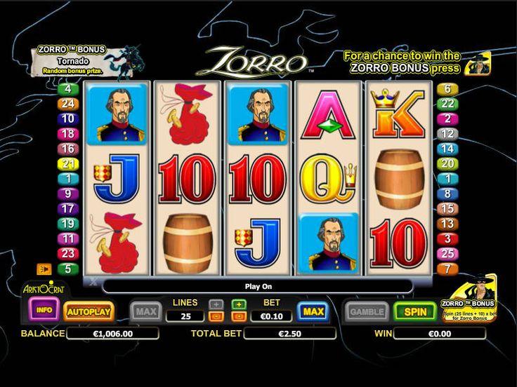 Kostenlose Slotmaschine
