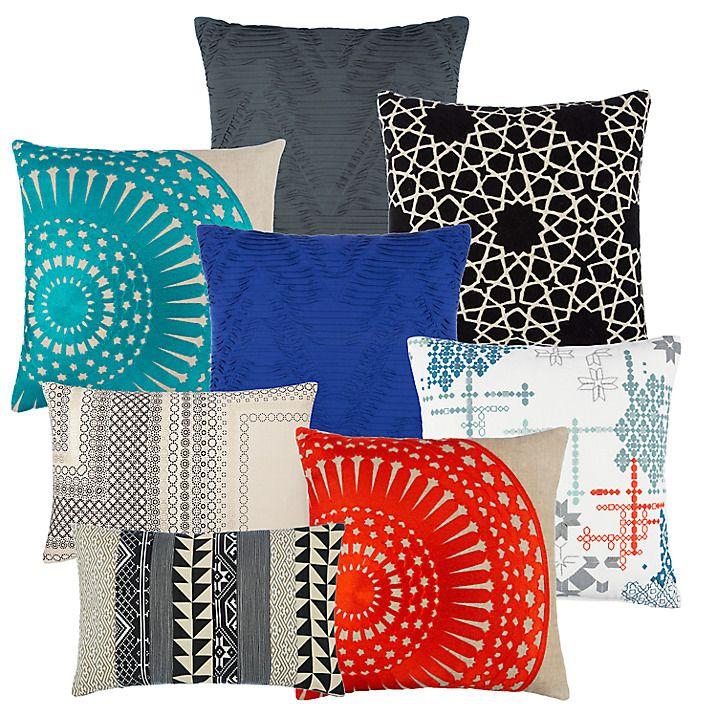Buy Future Fusion Cushion Collection | John Lewis