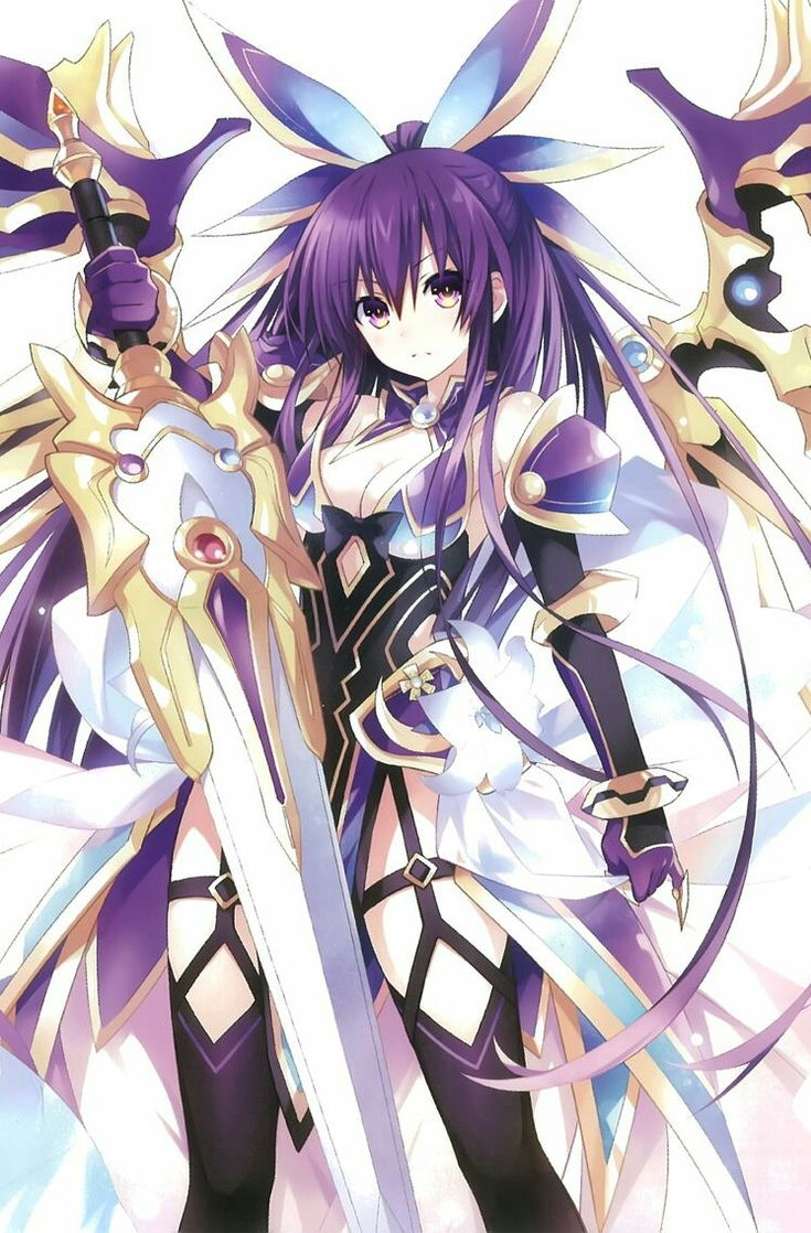 Tohka Yatogami full form
