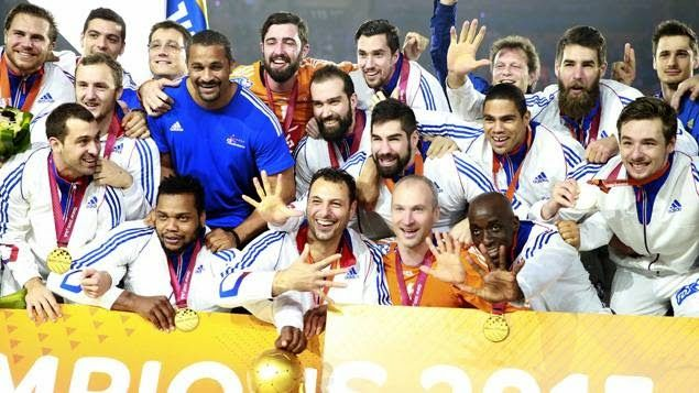 Blog gaulliste libre: Merci à l'équipe de France de Handball