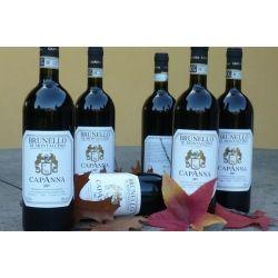 """Brunello di Montalcino DOCG 2007 """"Azienda Agricola CAPANNA"""""""