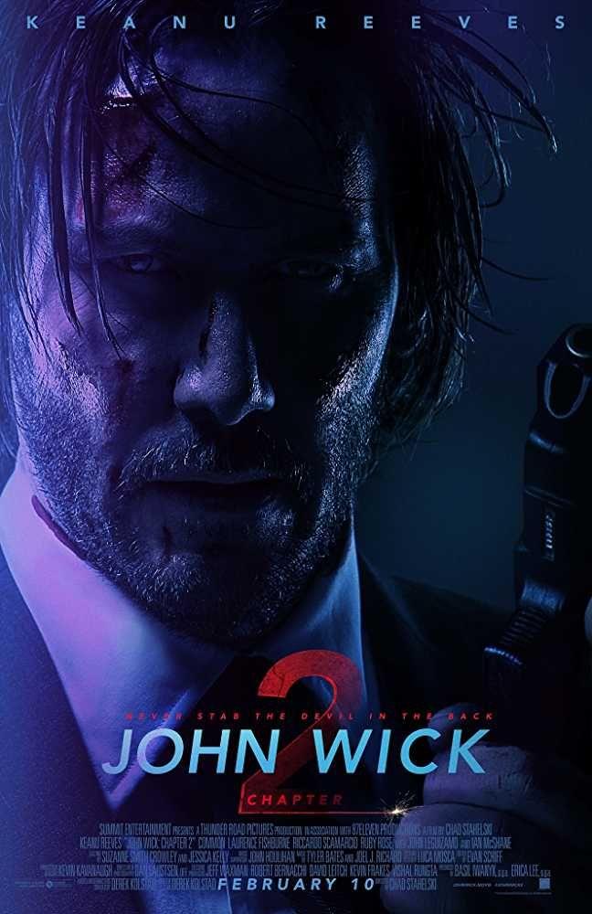 Watch John Wick: Chapter 2 (2017) HD Online Free   Download Torrent  #Movie #Action #Download #Torrent