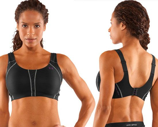 Under Armour's New Bra Fits, Flatters, and Supports