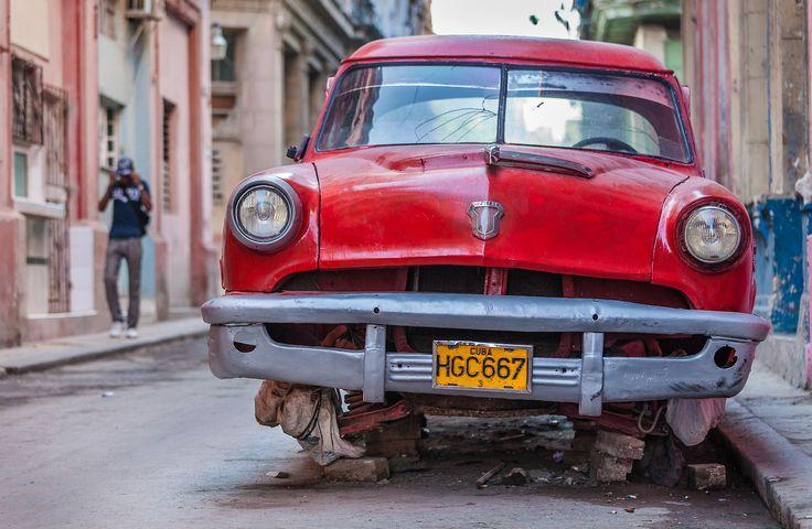 Cuba by Kenna Klosterman