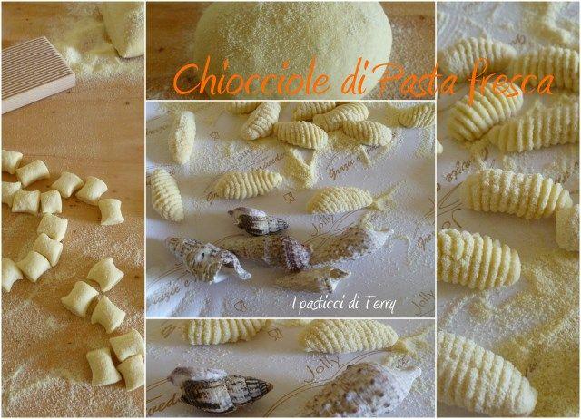 Chiocciole con fonduta di zucca e taleggio Vogliamo farle insieme? Qui come fare http://www.ipasticciditerry.com/pasta-fresca-chiocciole-con-fonduta-di-zucca-e-taleggio/