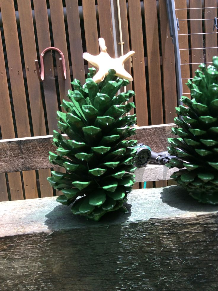 """A Christmas project.  Since then we have learned about the symbolism of the tree and the balls as well as the implications of Religion and have decided that we won't be """"celebrating"""" Christmas as we did before."""
