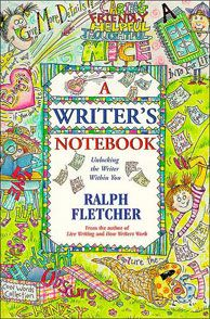 I start each year using this book to introduce writer's notebooks to my third graders. Many of them can read it themselves, and all of them can understand it.