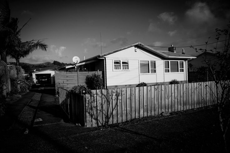 Mia's house.
