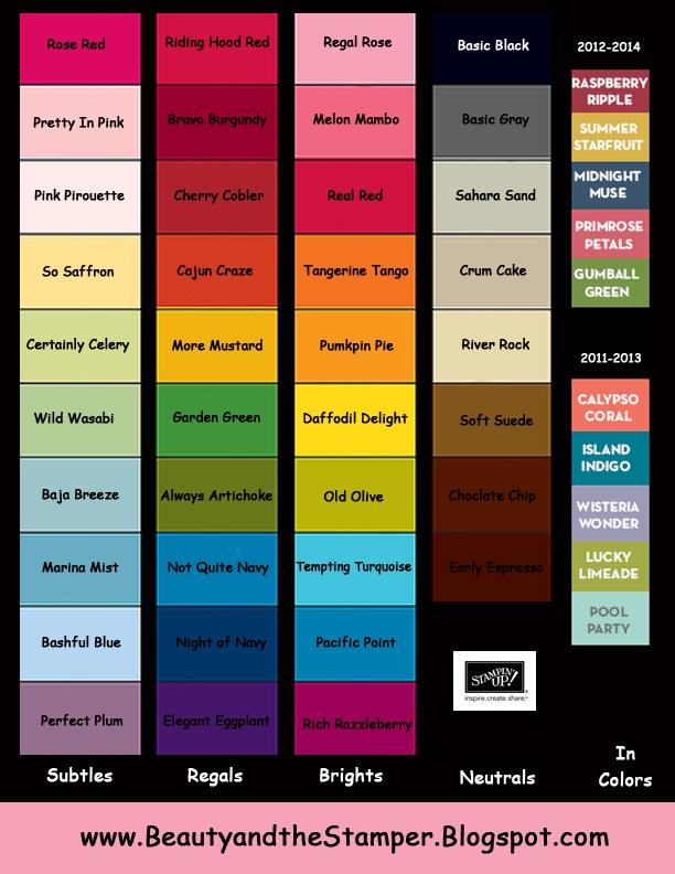 wilflex ink color chart pdf