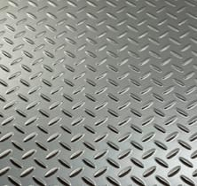 Brush Aluminum Diamond Plate plastic sheets //decorativeplasticsheets.com : diamond plate plastic laminate - Pezcame.Com