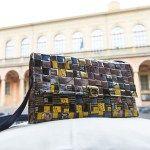 Piazza Verdi: Borsa realizzata intrecciando sacchetti di caffè #Upcycling #bag #artigianato #madeinitaly #accessori #riciclo