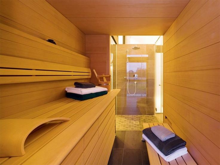 11 besten HUF Wellness Bilder auf Pinterest Ferienhaus - sauna designs zu hause