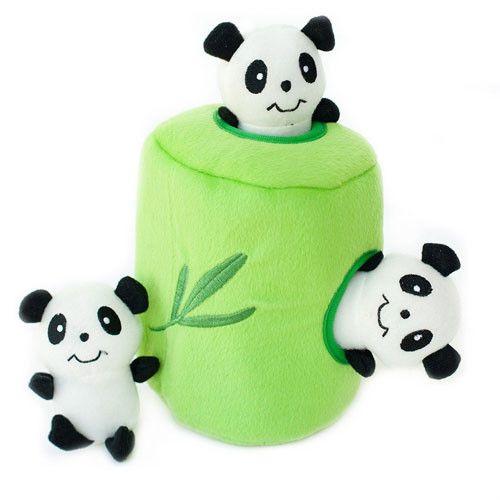 Panda n' Bamboo Burrow Toy