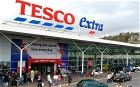 Tesco is one of the many grocery stores available for people to obtain their food in England.