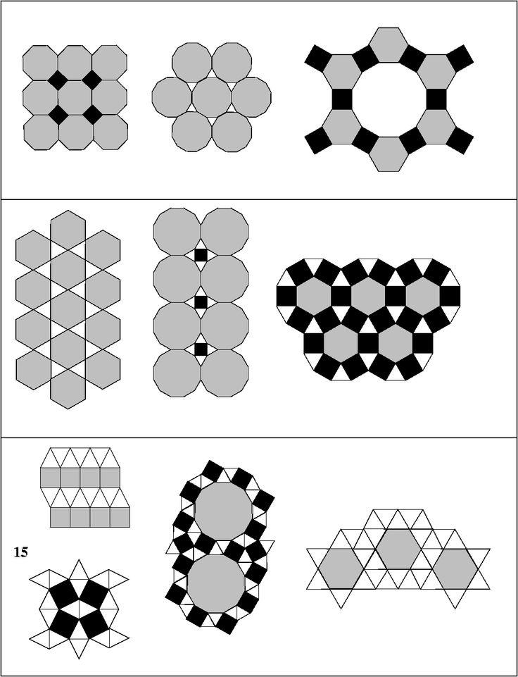 27 best Reticula images on Pinterest   Azulejos, Diseños geométricos ...