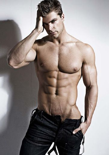 Hunky White Guy