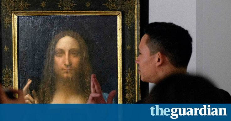Leonardo da Vinci painting sells for $450m at auction, smashing records http://lnk.al/5GtG #artnews