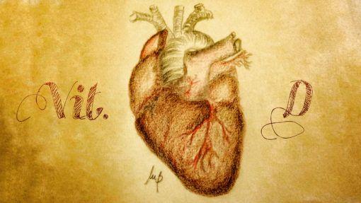 Carenza di vitamina D e rischio di malattie cardiovascolari: individuati i livelli di vitamina D sierica correlati ad aumento di incidenza di insufficienza cardiaca