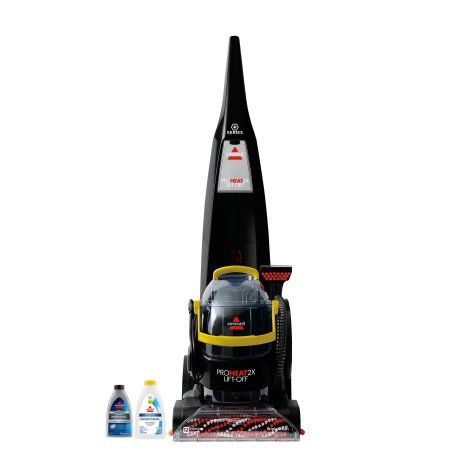 Bissell Proheat 2x Lift Off Advanced Full Size Carpet Cleaner With