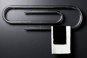 Scirocco proponuje nam bardzo ciekawe kształty grzejników. Ich walory użytkowe schodzą na drugi plan.