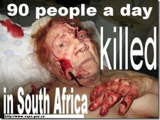 White Nationalist Front: Nelson Mandela the Terrorist and White Genocide in South Africa