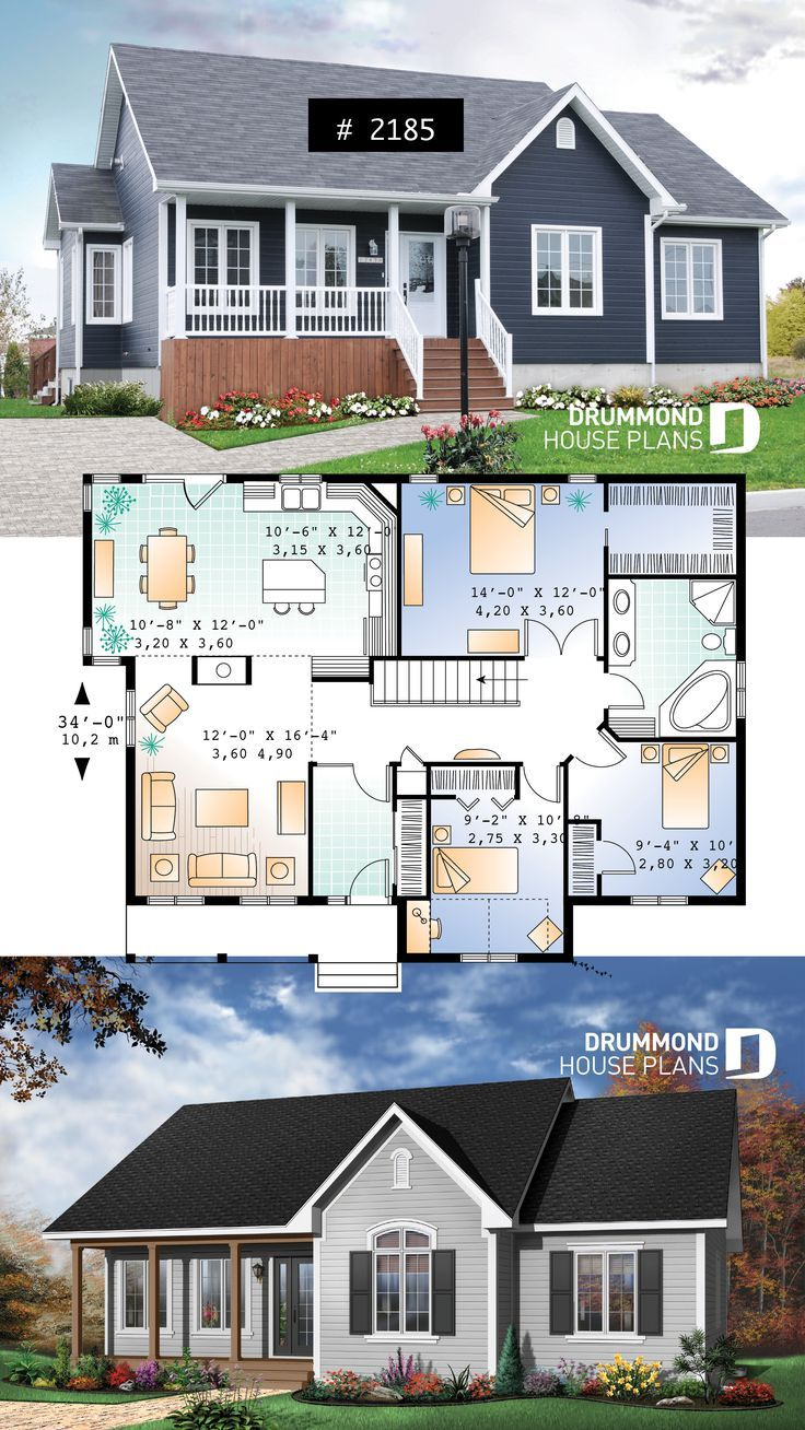 House Plan 1831 Larry James Designs How To Plan House Plans 1 Story House