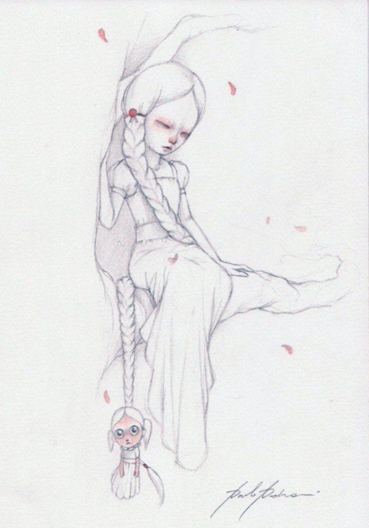 Rapunzel - PAOLO PEDRONI ART