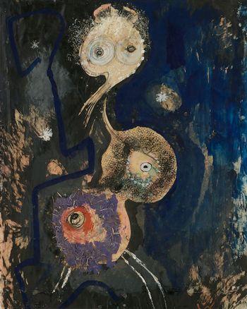 Jan NIeuwenhuys, Zonder titel, 1948