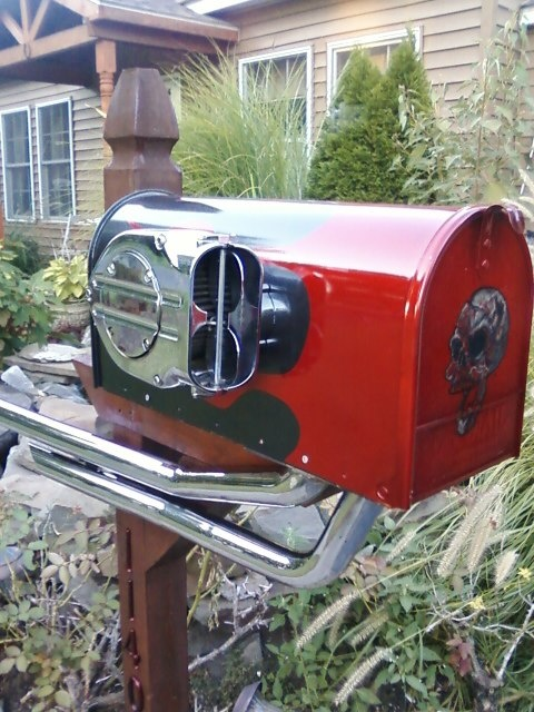 1000 images about unique mailboxes on pinterest for Unique mailboxes with post