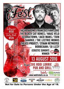 iFest in Pretoria - 13 Aug 2016